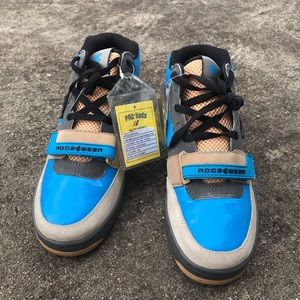 RARE PRO KEDS x ROCAWEAR cross trainer samples sz9